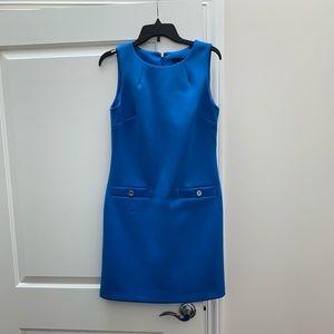 Tommy Hilfiger Blue Dress Size 8